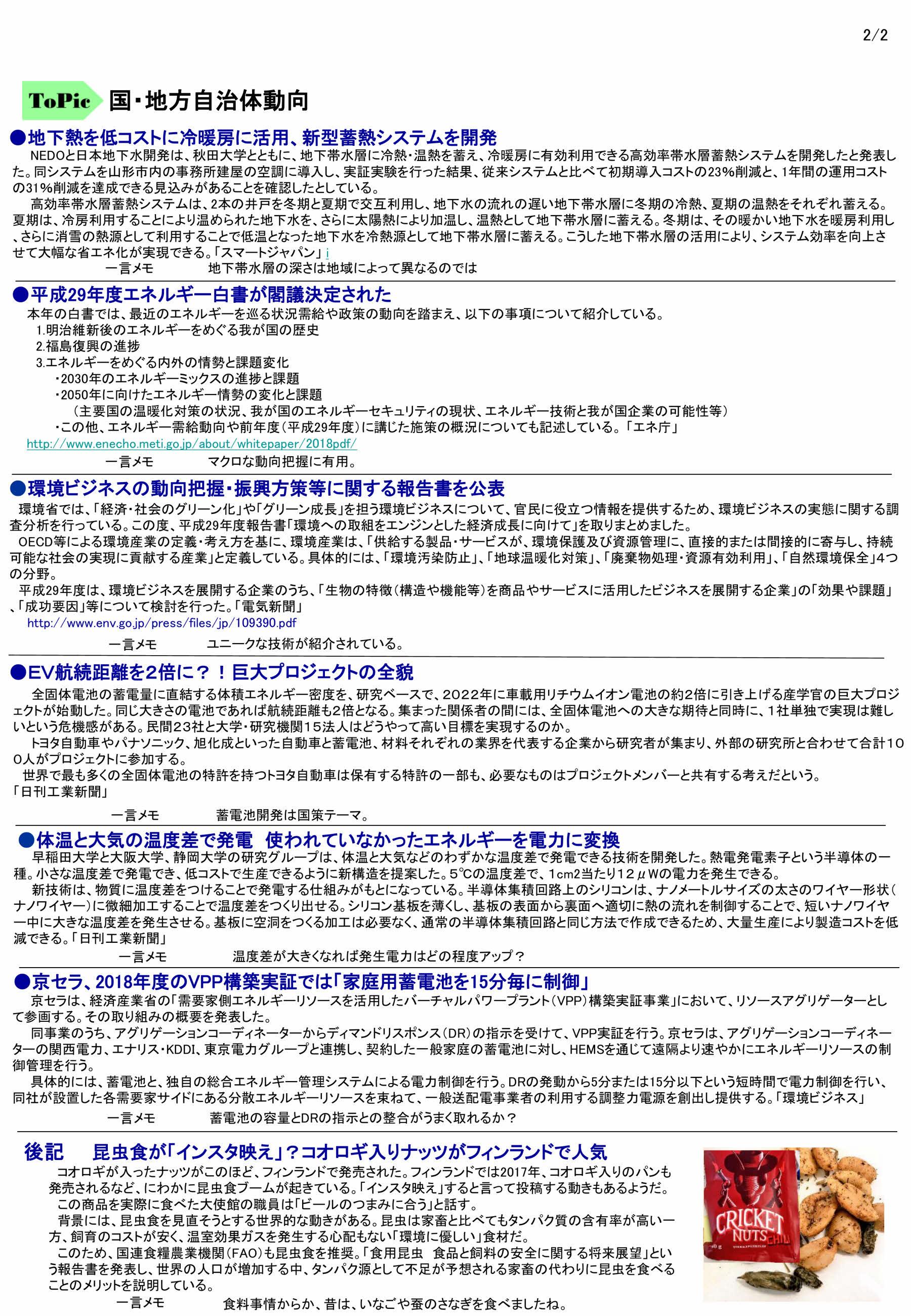 資源エネレポート -N0.51-