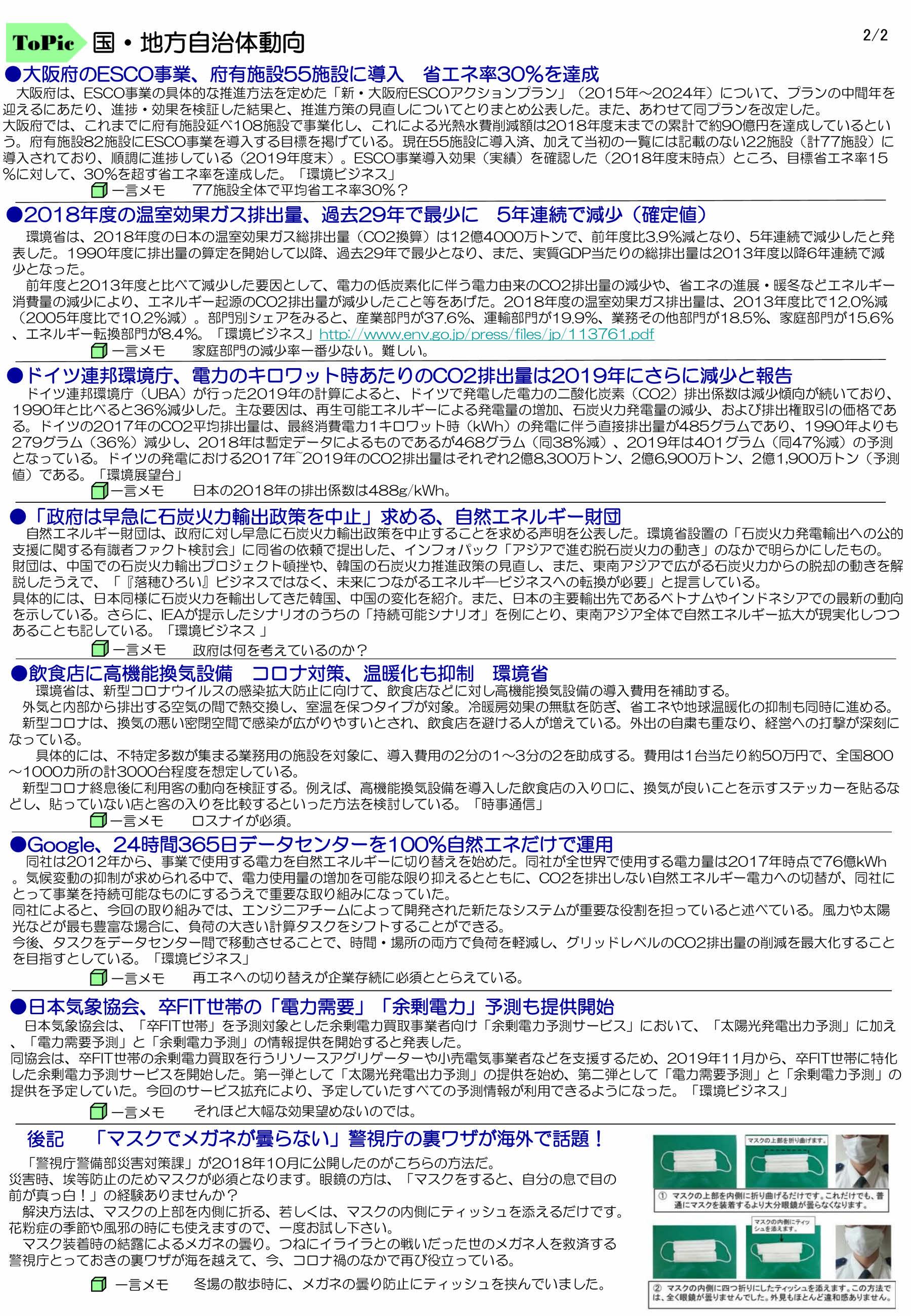 資源エネレポート -N0.73-